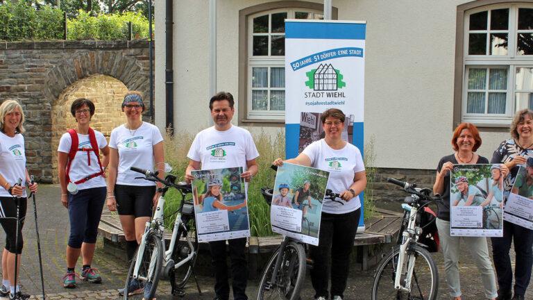 Sportliche 50: Imbiss in Helmerhausen